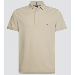 Polo Tommy Hilfiger beige