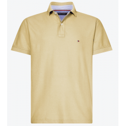 Polo Tommy Hilfiger marron
