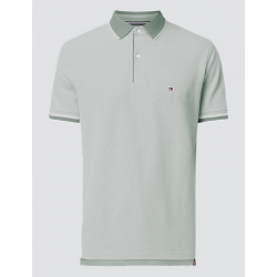 Polo Tommy Hilfiger vert