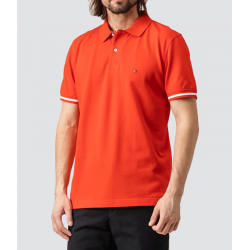 Polo Tommy Hilfiger - Rouge