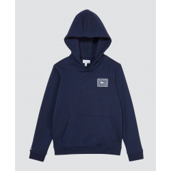 Pull-over Lacoste bleu marine