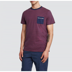 T-shirt Tommy Jeans rayé